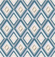 Diamant sömlöst mönster. geometrisk diagonal bakgrund