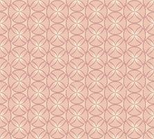 Abstrakte Linie nahtlose Muster. Mit Ziegeln gedeckter orientalischer geometrischer Hintergrund vektor