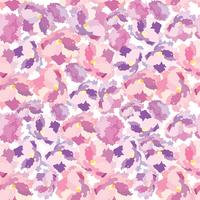 Abstraktes Blumenpunkt Blumenblumenblatt nahtloses Muster Strudelblumenbeschaffenheit