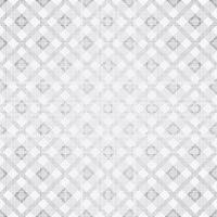 Strukturierter nahtloser Hintergrund des weißen Gewebes. Abstrakte weiße Beschaffenheit, quadratische Linie Muster. vektor