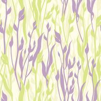 Blomönster. Blomma sömlös bakgrund. Dekorativa trädgården vektor