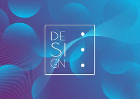 Abstrakter kreativer Designhintergrund