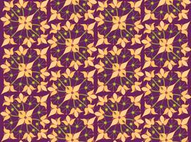 Abstrakte nahtlose mit Blumenbeschaffenheit. Stilvolles orientalisches Blumenmuster