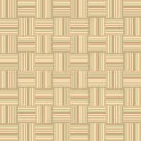 Abstraktes geometrisches Formularmuster. Quadratische Verzierung. Fliesen Hintergrund