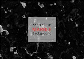 Schwarze Marmorbeschaffenheit des Vektors.