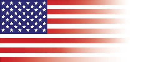 Flagge der Vereinigten Staaten von Amerika, USA-Flagge, Amerika-Flagge