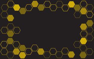 Bienenstock Hintergrund Vektor