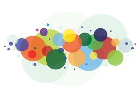 abstrakter runder Kreishintergrund