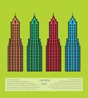 Städtisches Thema