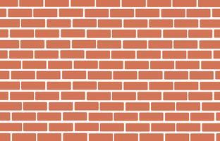 Wand des Ziegelsteinhintergrund-Kunstvektors