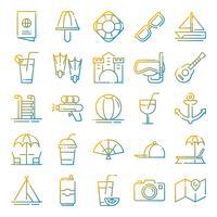 Sommer Icons Pack