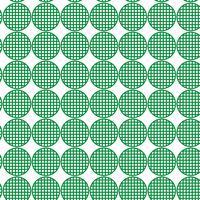 Grüner gerundeter Musterentwurf 39 vektor