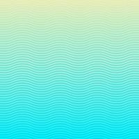 Weiße Welle zeichnet Muster auf blauem Hintergrund und Beschaffenheit. vektor