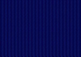 Nahtloser Musterzickzack der Pfeile auf blauem Hintergrund.