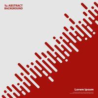 Abstrakta röda Crimson färg stripe linjer för företagspresentation bakgrund. illustration vektor eps10