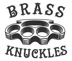bruss knuckles vektor