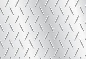 Metallplatte Hintergrund Vektor-Illustration