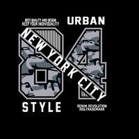 Skateboard-Vektorillustrationen mit coolen Slogans für T-Shirt-Druck und andere Zwecke