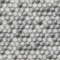 Abstrakter nahtloser Hintergrund des Polygons. vektor