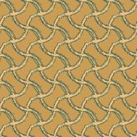 Nahtloses Muster mit braunem Ton.