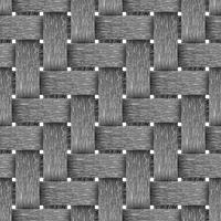 Monochromes abstrakt sömlös bakgrund på vektorkonst. vektor