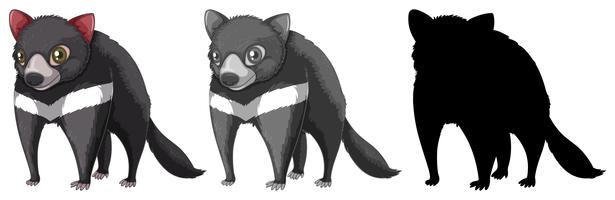 Satz des tasmanischen Teufelcharakters