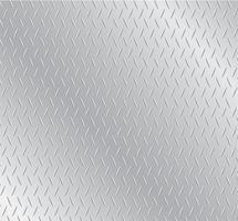 Platte Metall Hintergrund vektor