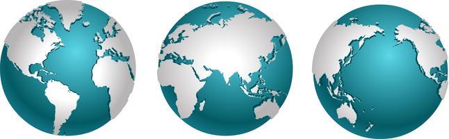 Globen vektor