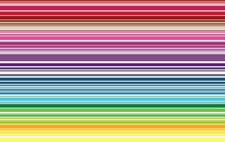 färgstarka linjemönster bakgrund vektor illustration