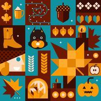 Herbst-Konzept