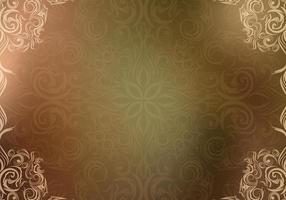Verziertes Vector Wallpaper