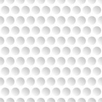 Golf nahtlose Muster Vektor