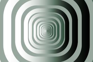 Grüner gerundeter Rechteckform-Vektorhintergrund vektor