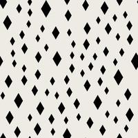 Sömlös mönster bakgrund. Modernt abstrakt och klassiskt antikt koncept. Geometrisk kreativ design snyggt tema. Illustration vektor. Svartvit färg. Rektangel Diamond kvadratisk form