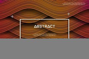 Abstrakter moderner Arthintergrund. vektor