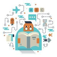 Läsning begrepp