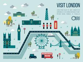 Besök London
