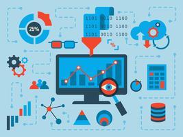 Dataanalys vektor