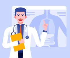 Zeichen im Gesundheitswesen vektor
