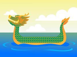 Cooles Drachenboot Festival