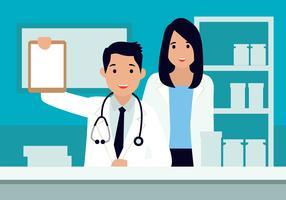Sjukvård tecken vektor