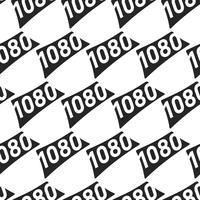 1080 högupplöst videoformat text grafik