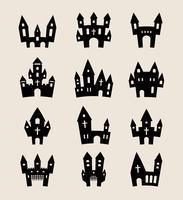 Halloween och helgdagar vektor