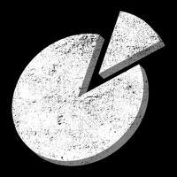 Kreisdiagramm Vektor Icon