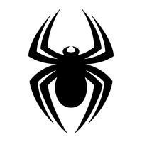 Spindel insekt bugg vektor