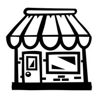 affärsbutik