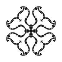 Killerwal-Schwertwalillustration