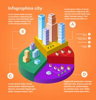 stad infographics vektor