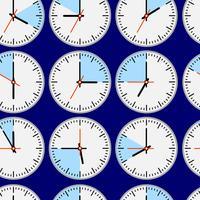 Sömlösa klockor