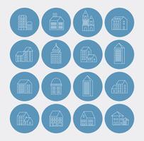 lineares Gebäude
